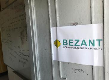 Bezant Resources Office Staff